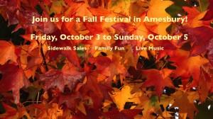fall festival cover