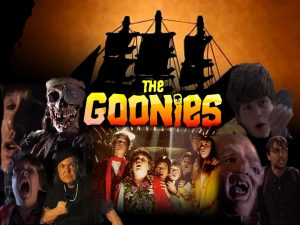 movies in the millyard - goonies