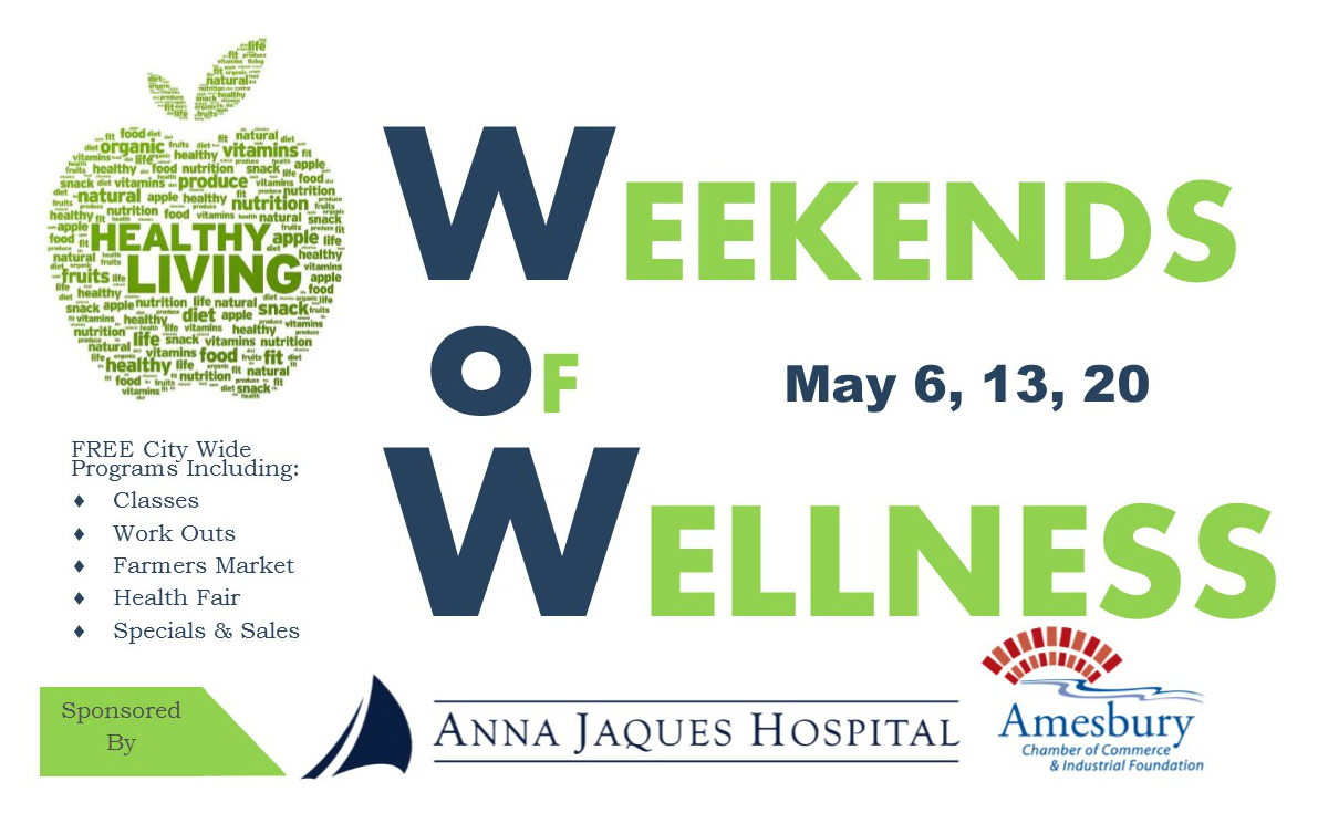 Weekends of Wellness 2017 @ Various