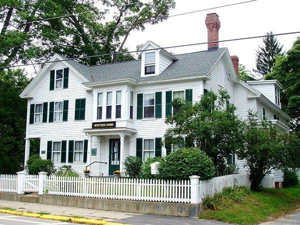 John G. Whittier Home