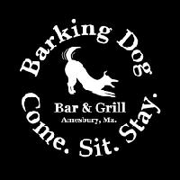 Barking Dog Bar & Grill logo