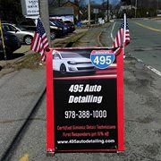 Free Car Wash @ 495 Auto Detailing