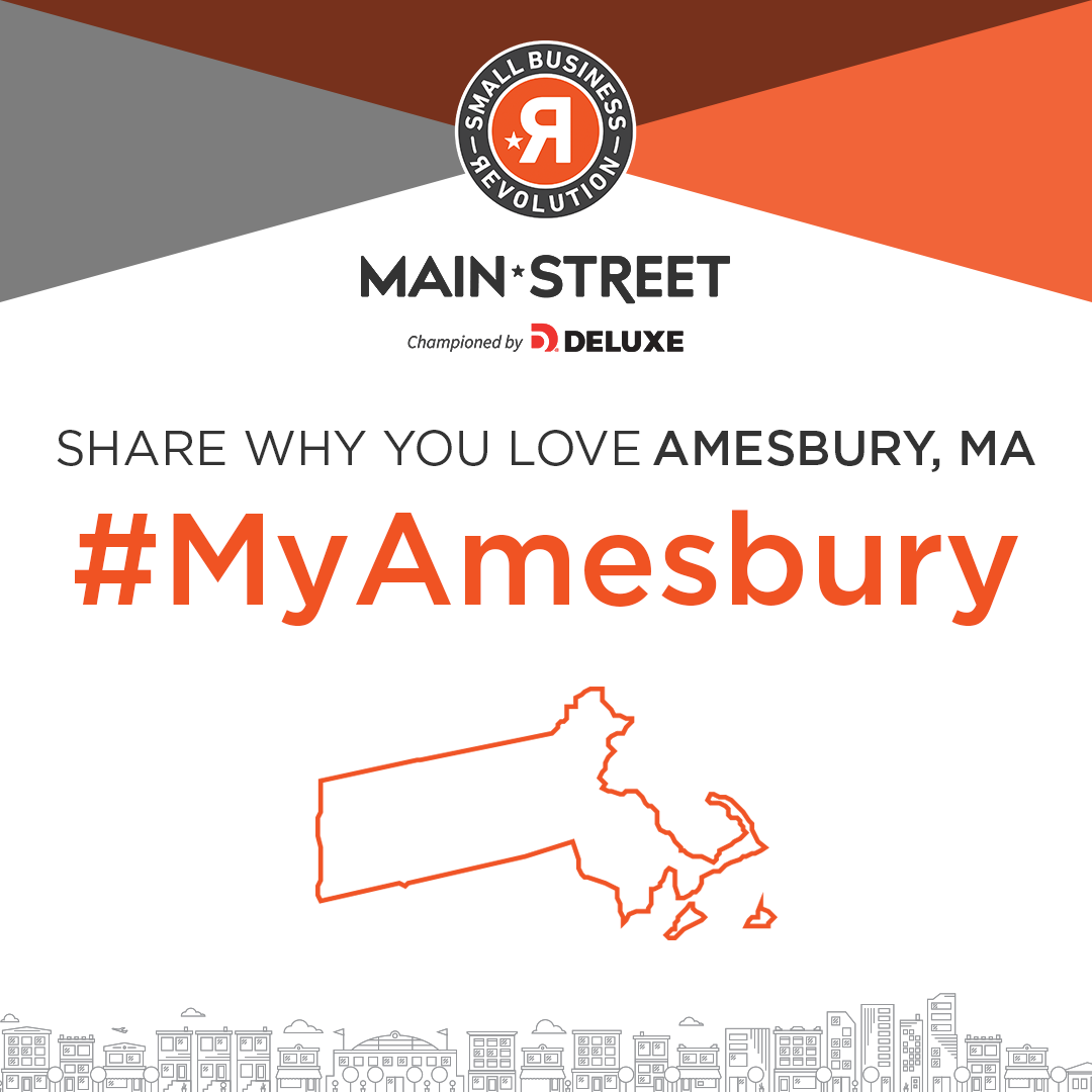 Small Business Revolution - Amesbury