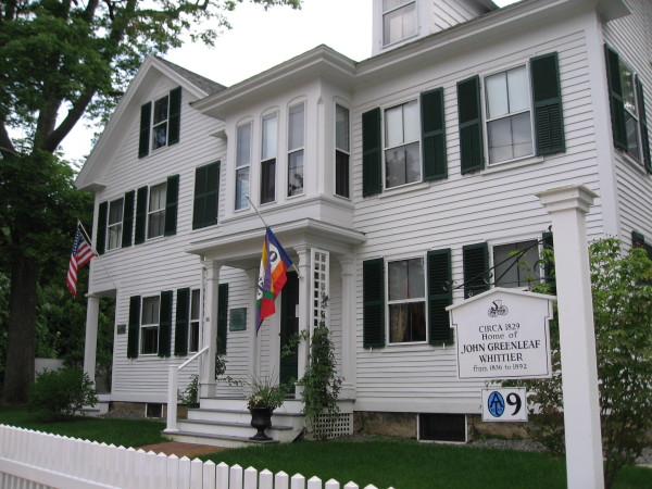 The John Greenleaf Whittier Home and Museum